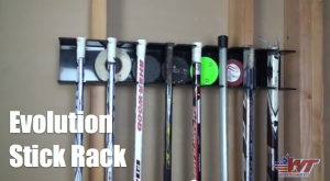 Stick Rack Review - YouTube