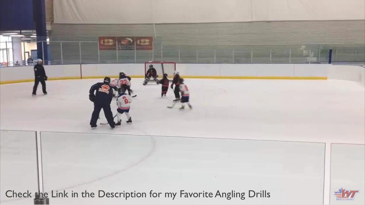 Team Skill Drills – Weiss Tech Hockey Drills and Skills