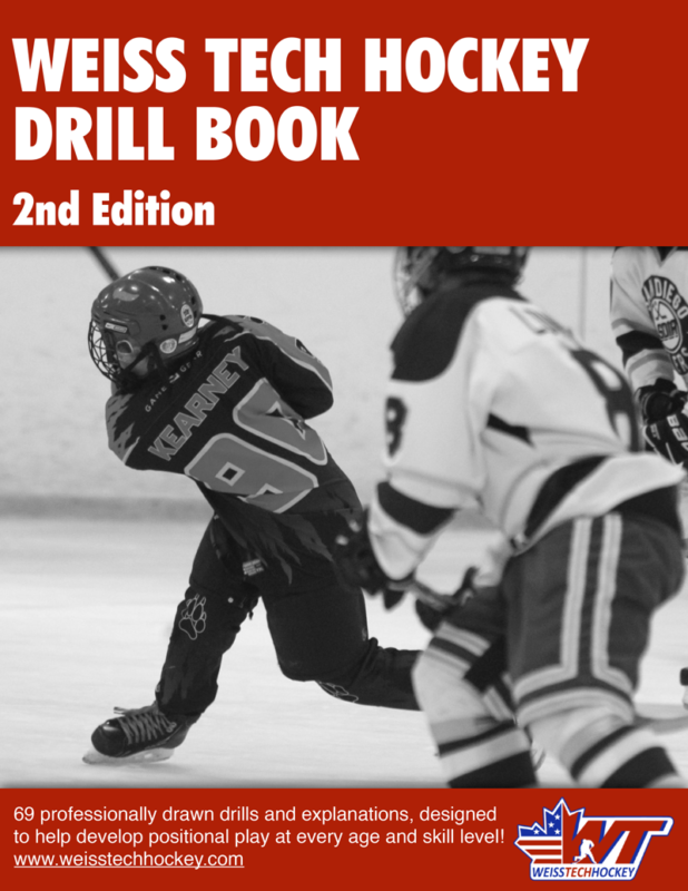 Weiss Tech Hockey Drill Book
